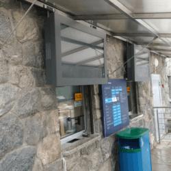 obudowa monitora LCD